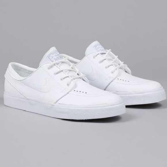 b26177c2ad5 Nike SB Zoom Stefan Janoski Leather Shoes. M 5bff3aafa31c33d1d0f78dc2